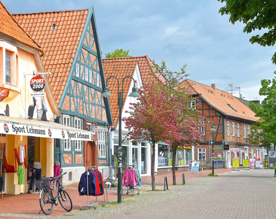 Grosse Strasse Rotenburg